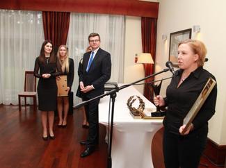 Gala wręczenia Lauru Eksperta