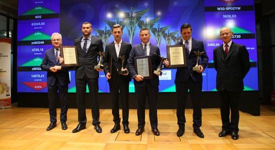 Gala wręczenia nagrody Lider Przedsiębiorczości Roku