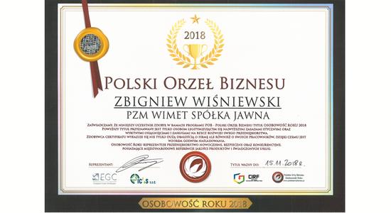 Nagroda Polski Orzeł Biznesu